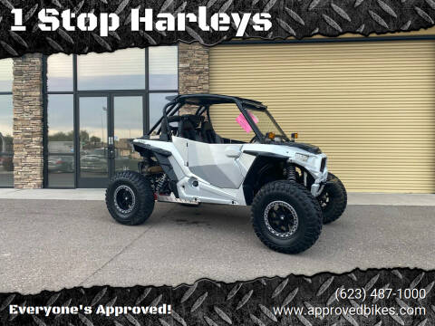 2017 Polaris Xp for sale at 1 Stop Harleys in Peoria AZ