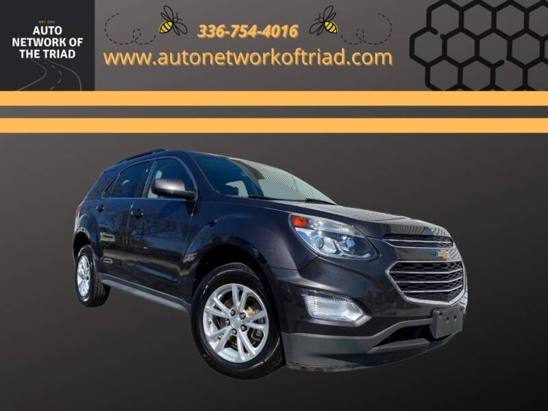2016 Chevrolet Equinox for sale at Auto Network of the Triad in Walkertown NC