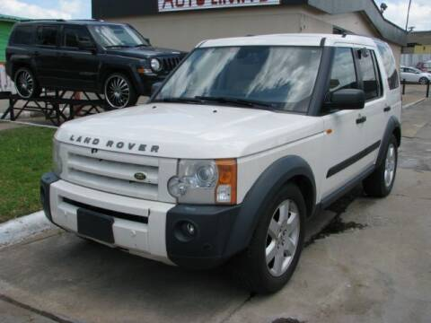 2008 Land Rover LR3 for sale at Auto Limits in Irving TX