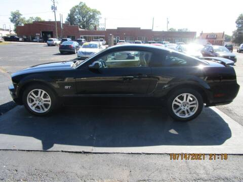 2006 Ford Mustang for sale at Taylorsville Auto Mart in Taylorsville NC