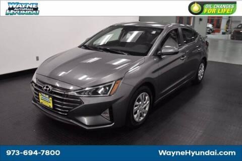 2020 Hyundai Elantra for sale at Wayne Hyundai in Wayne NJ
