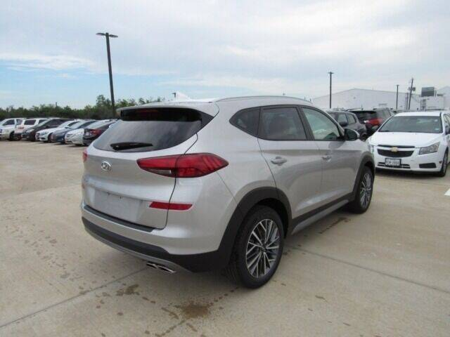 2021 Hyundai Tucson SEL FWD - Houston TX