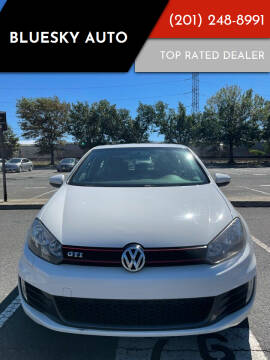 2012 Volkswagen GTI for sale at Bluesky Auto in Bound Brook NJ