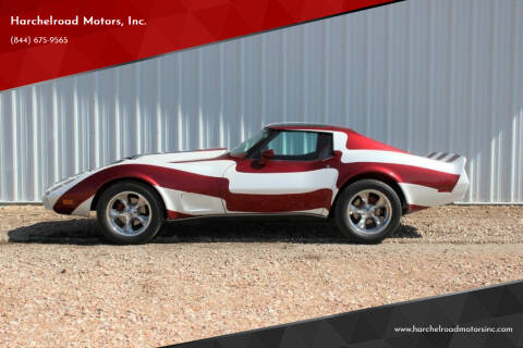 1977 Chevrolet Corvette for sale at Harchelroad Motors, Inc. in Imperial NE