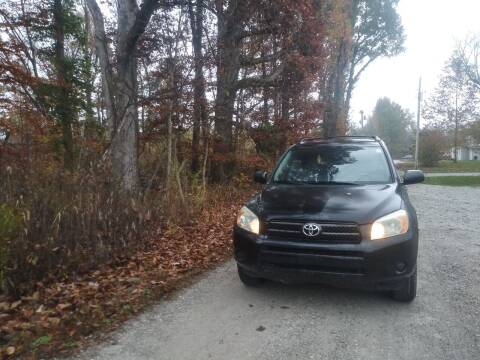 2008 Toyota RAV4 for sale at Doyle's Auto Sales and Service in North Vernon IN