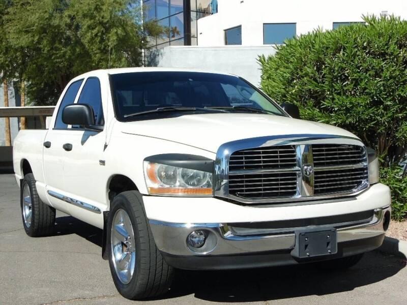 2006 Dodge Ram Pickup 1500 for sale at Auction Motors in Las Vegas NV