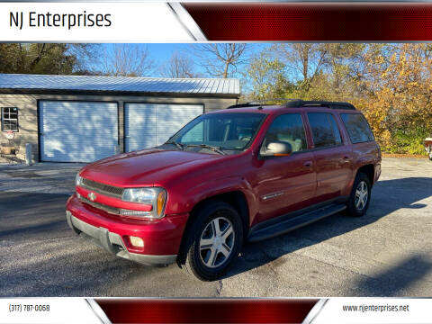 2004 Chevrolet TrailBlazer EXT for sale at NJ Enterprises in Indianapolis IN