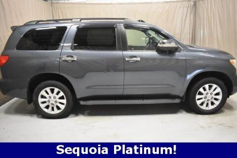 2010 Toyota Sequoia for sale at Vorderman Imports in Fort Wayne IN