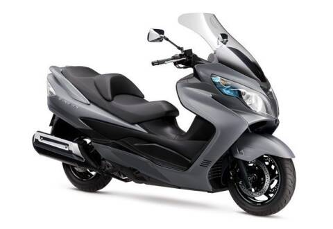 2016 Suzuki Burgman 400 ABS for sale at Powersports of Palm Beach in Hollywood FL