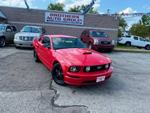 2008 Ford Mustang for sale at Brothers Auto Group in Youngstown OH