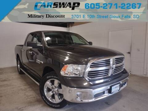 2018 RAM Ram Pickup 1500 for sale at CarSwap in Sioux Falls SD