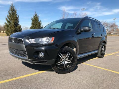 2010 Mitsubishi Outlander for sale at Car Stars in Elmhurst IL