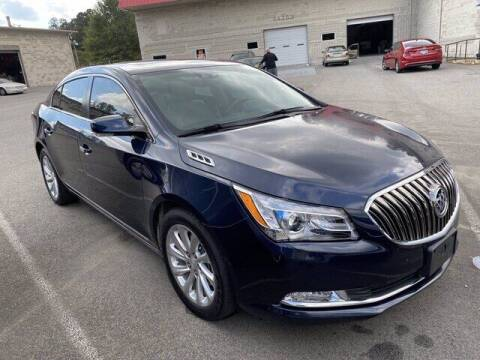 2016 Buick LaCrosse for sale at CBS Quality Cars in Durham NC
