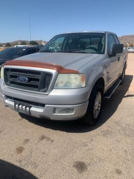 2005 Ford F-150 for sale at Poor Boyz Auto Sales in Kingman AZ