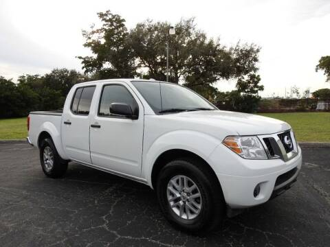 2018 Nissan Frontier for sale at SUPER DEAL MOTORS 441 in Hollywood FL