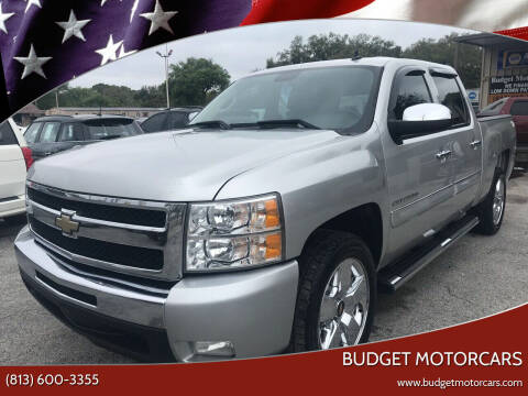 2011 Chevrolet Silverado 1500 for sale at Budget Motorcars in Tampa FL