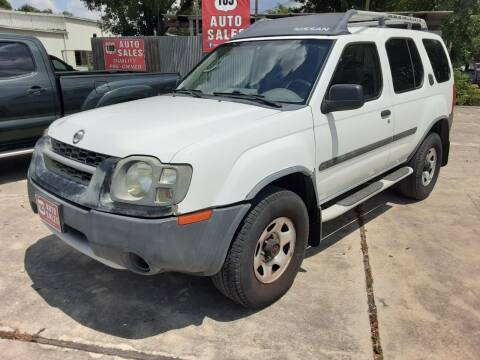 2004 Nissan Xterra for sale at 183 Auto Sales in Lockhart TX