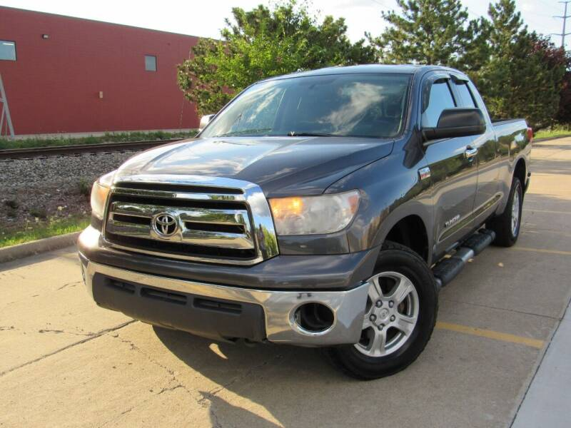 2011 Toyota Tundra for sale at A & R Auto Sale in Sterling Heights MI