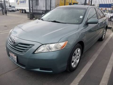2007 Toyota Camry for sale at Best Quality Auto Sales in Sun Valley CA