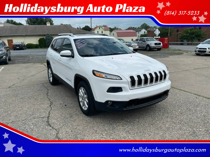 2014 Jeep Cherokee for sale at Hollidaysburg Auto Plaza in Hollidaysburg PA