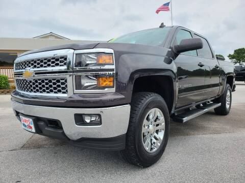 2015 Chevrolet Silverado 1500 for sale at Gary's Auto Sales in Sneads Ferry NC