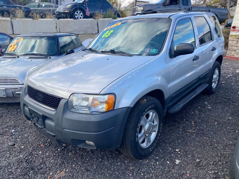 2003 Ford Escape for sale at Noah Auto Sales in Philadelphia PA