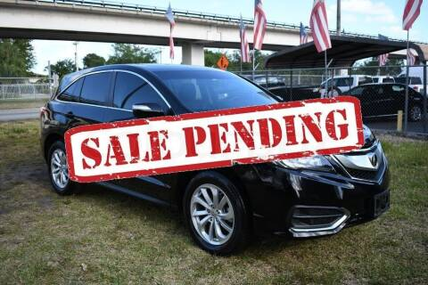 2016 Acura RDX for sale at STS Automotive - Miami, FL in Miami FL