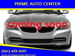 2003 BMW Z4 for sale at PRIME AUTO CENTER in Palm Springs FL