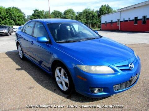 2006 Mazda MAZDA6 for sale at Gary Simmons Lease - Sales in Mckenzie TN