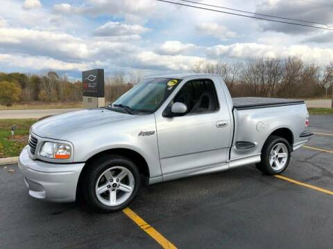 2004 Ford F-150 SVT Lightning for sale at Fox Valley Motorworks in Lake In The Hills IL