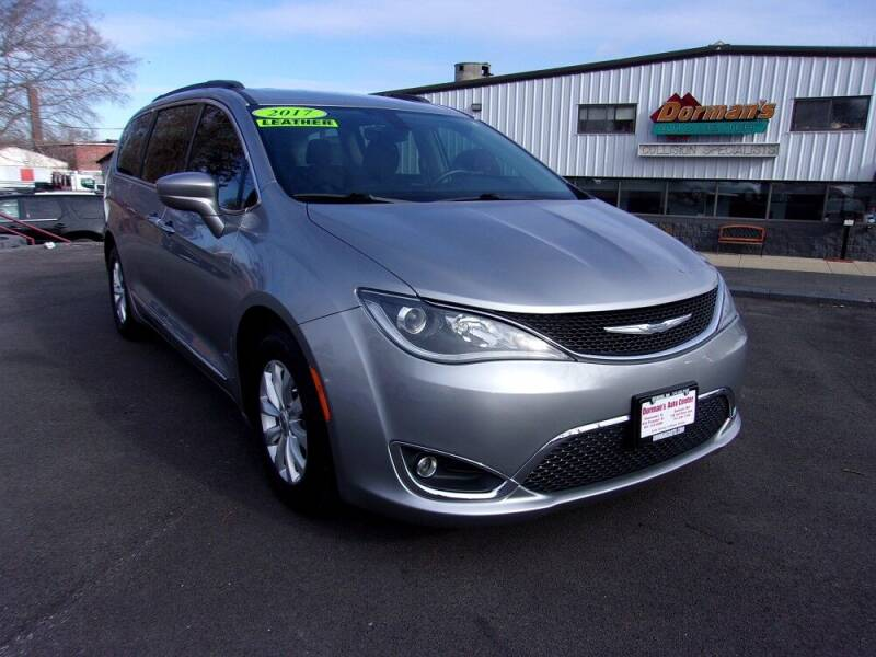 2017 Chrysler Pacifica for sale at Dorman's Auto Center inc. in Pawtucket RI