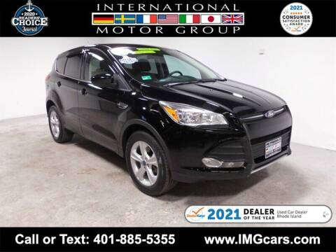 2016 Ford Escape for sale at International Motor Group in Warwick RI