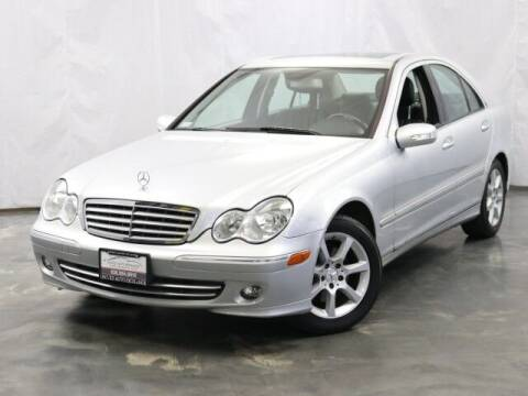 2007 Mercedes-Benz C-Class for sale at United Auto Exchange in Addison IL