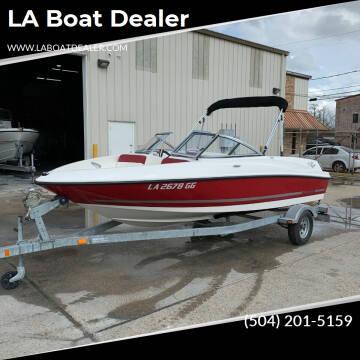 2015 Bayliner 175 BR for sale at LA Boat Dealer in Metairie LA
