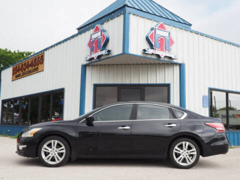 2014 Nissan Altima for sale at DRIVE 1 OF KILLEEN in Killeen TX