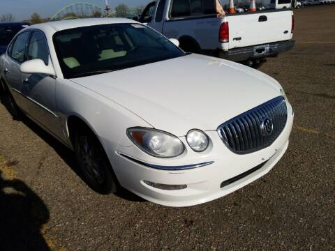 2008 Buick LaCrosse for sale at Affordable 4 All Auto Sales in Elk River MN