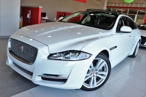 2016 Jaguar XJL for sale at Quality Auto Center of Springfield in Springfield NJ