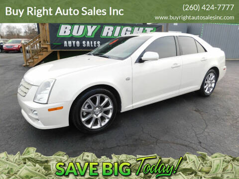 2007 Cadillac STS for sale at Buy Right Auto Sales Inc in Fort Wayne IN