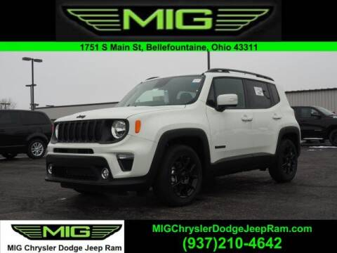 2020 Jeep Renegade for sale at MIG Chrysler Dodge Jeep Ram in Bellefontaine OH