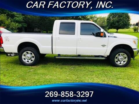 2016 Ford F-350 Super Duty for sale at Car Factory Inc. in Three Rivers MI