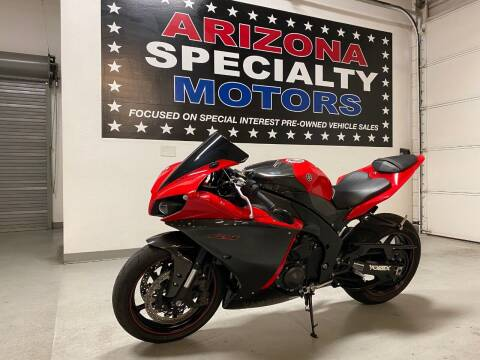 2013 Yamaha YZF R1 for sale at Arizona Specialty Motors in Tempe AZ