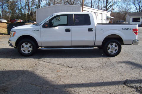 2012 Ford F-150 for sale at Blackwood's Auto Sales in Union SC