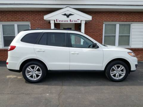 2010 Hyundai Santa Fe for sale at UPSTATE AUTO INC in Germantown NY