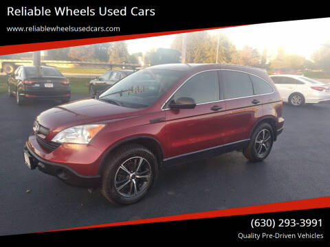 2009 Honda CR-V for sale at Reliable Wheels Used Cars in West Chicago IL
