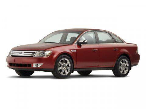 2008 Ford Taurus for sale at Mike Murphy Ford in Morton IL