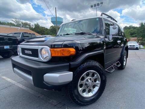 2012 Toyota FJ Cruiser for sale at iDeal Auto in Raleigh NC