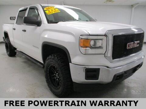 2014 GMC Sierra 1500 for sale at Sports & Luxury Auto in Blue Springs MO