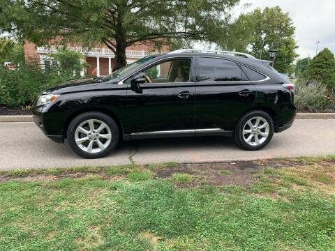 2010 Lexus RX 350 for sale at Clarks Auto Sales in Connersville IN