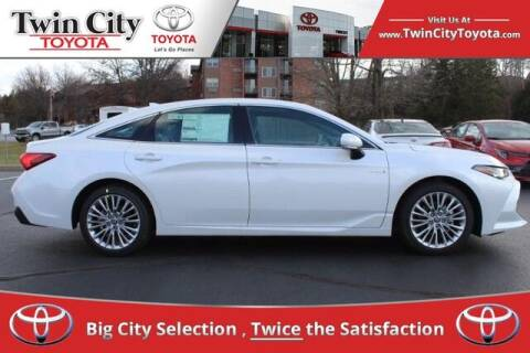 2021 Toyota Avalon Hybrid for sale at Twin City Toyota in Herculaneum MO