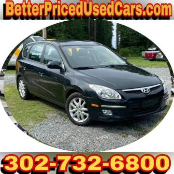 2009 Hyundai Elantra for sale at Better Priced Used Cars in Frankford DE